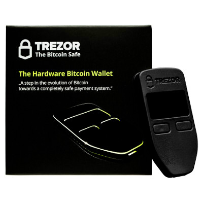 Buy Trezor in South Africa