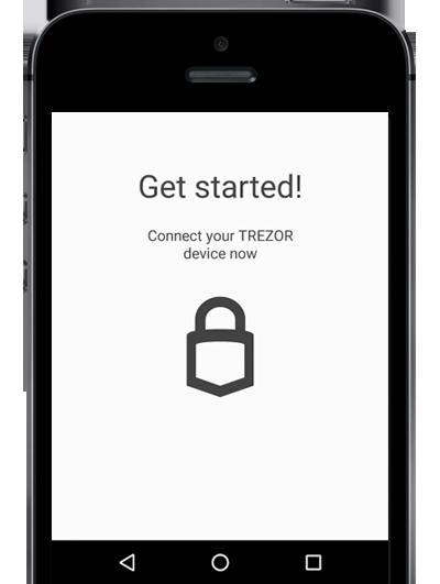 Trezor Android